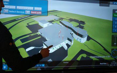 Rakennusantureiden tietojen visualisointi ja anturitietojen analyysi
