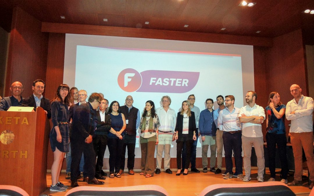 FASTER kick off meeting