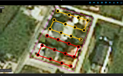 FASTER tools in action: 2D mapping