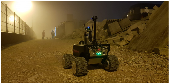 FASTER in action: autonomous vehicles