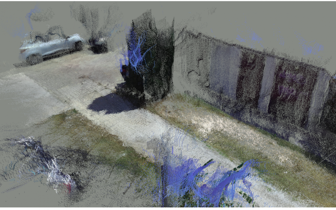 FASTER tools in action: 3D mapping