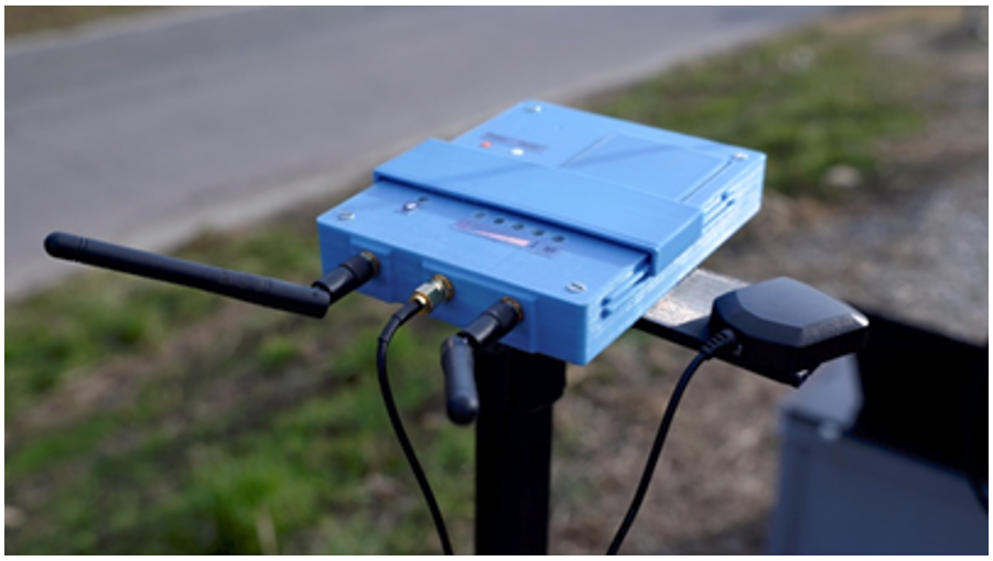 The FASTER UAV relay: extending communications capabilities in the field of operations