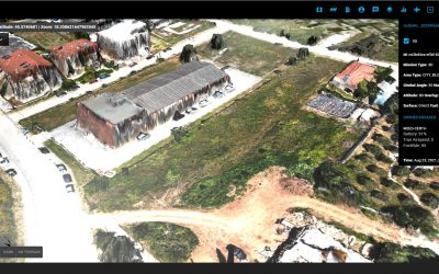 COP – 2D and 3D terrain mapping control and visualization